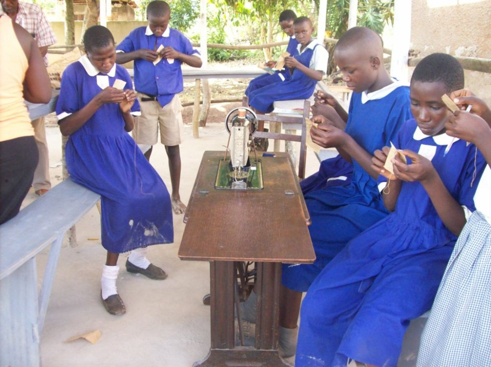TRANSFORMING THE YOUNG ONES IN RURAL COMMUNITIES INTO PRODUCTIVE CITIZENS FOR POVERTY ERADICATION