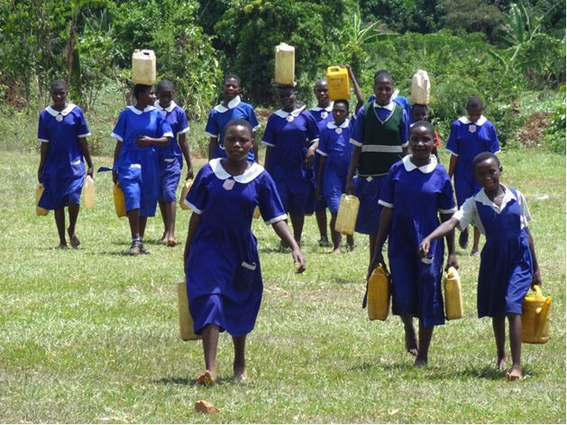 KIRUCODO RAIN WATER HARVESTING TANKS FOR RURAL PRIMARY SCHOOLS PROJECT IN NEED OF YOUR SUPPORT (4/6)