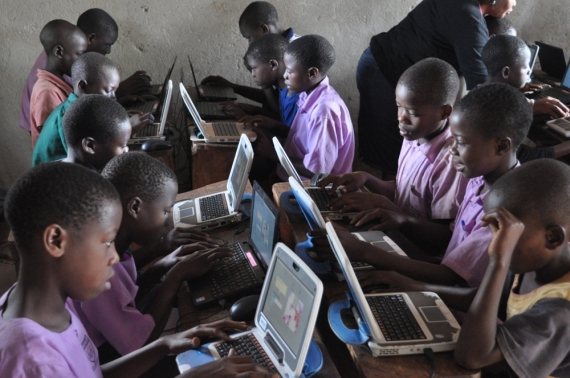 Computer training for Rural Schools | Rural Africa Facts